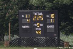 1st XI v Ampthill-20
