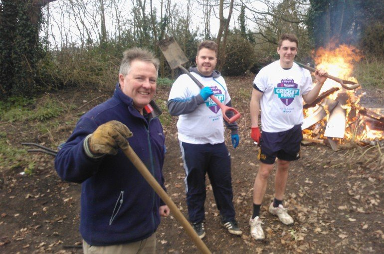 Many hands make light work: Pitch in on Good Friday
