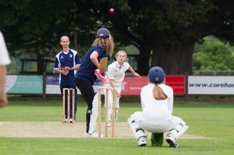 These girls can: Calling all under-11s