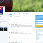 Herts League Twitter