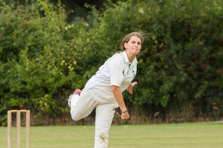 Fourth XI: Catherine gets Watford in a spin but batting subsides